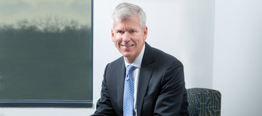 Steven Ranson, President and CEO of HomeEquity Bank