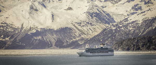 Seniors in Canada can enjoy a cruise through Alaska and enjoy its spectacular scenery.