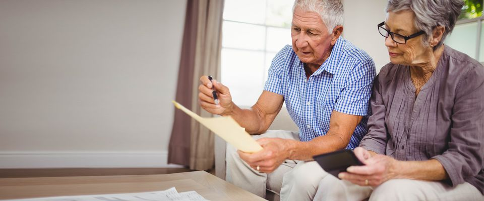Aging parents exploring financial options post retirement.