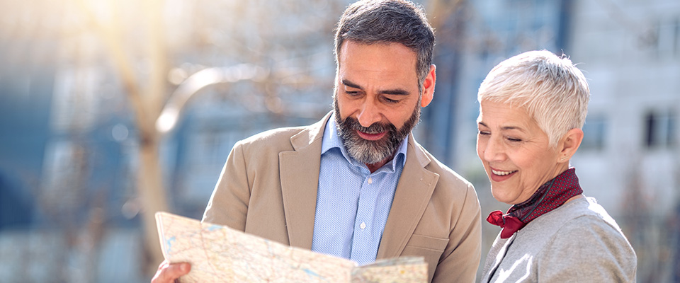 Canadian seniors searching for the best travel destination for them.