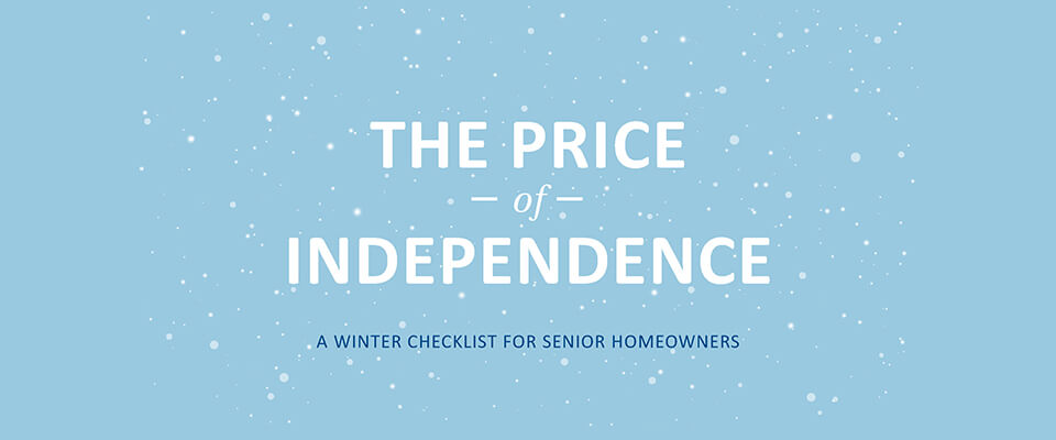 Learn more about the winter checklist to remind senior homeowners what to prepare for and the costs associated with the service.