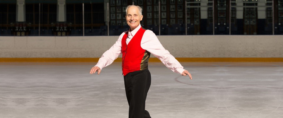 Donald Jackson, The Legendary Canadian Figure Skater teamed up with his friend Kurt Browning to partner with Canada's leader in Reverse Mortgages, HomeEquity Bank.