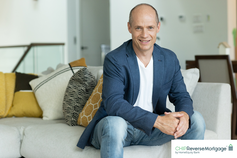 HomeEquity Bank ambassador Kurt Browning