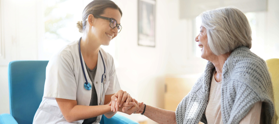 Joyce Wayne shares how retired Canadians can remain connected to healthcare providers with the current nationwide directive for social distancing amid coronavirus scare.