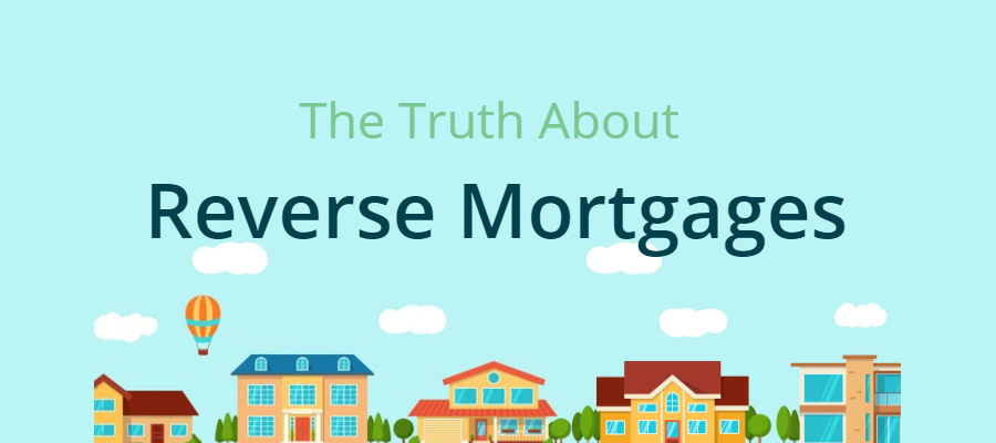 Myths and Facts about reverse mortgage image
