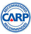 CARP Recommended CHIP Reverse Mortgage for Seniors in Canada.