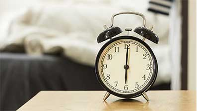 Don advises Canadian seniors above the age of 55 to clock a minimum of 7-9 hours of sleep to live a healthy lifestyle.