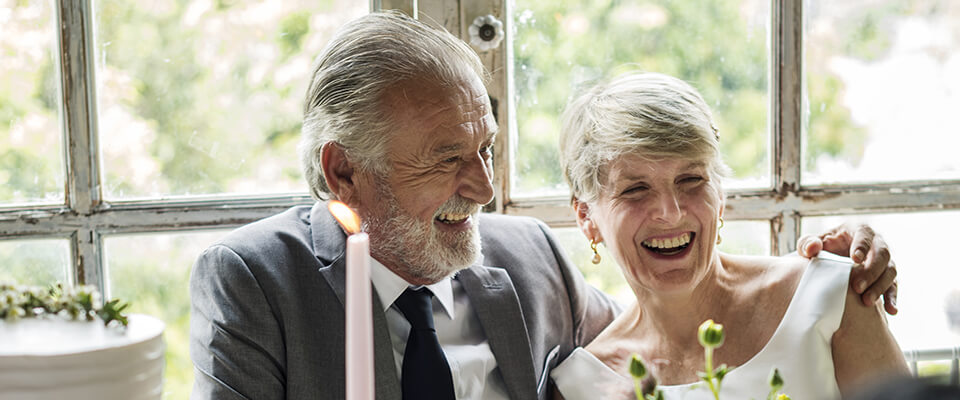 Remarriage during retirement years brings happiness as well as new challenges in life.
