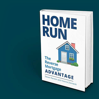 Home Run: The Reverse Mortgage Advantage Book icon