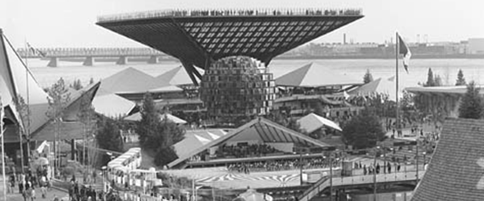 Canadian Expo 67 at Montreal