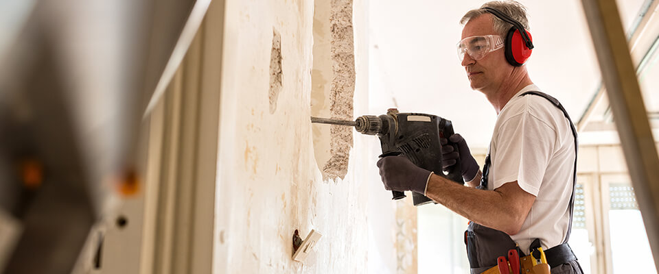 Home improvement tips for seniors who want to stay in their homes after retirement.