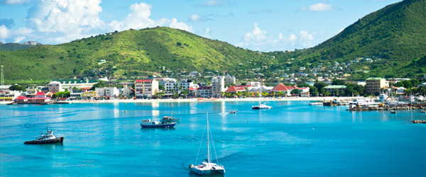 St. Maarten in the Caribbean is an ideal travel destination for Canadian seniors